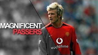 Download 10 MAGNIFICENT Passers in World Football Video