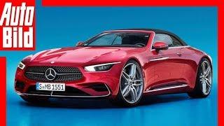 Download Zukunftsaussicht: Mercedes SL (2020) Details/Erklärung Video