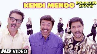 Download Kendi Menoo Song | Poster Boys | Sunny & Bobby Deol, Shreyas Talpade |Rishi Rich Yash, Sukriti, Ikka Video