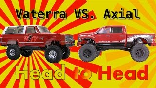 Download Head-To-Head Review: Vaterra Ascender vs. Axial SCX10 Video