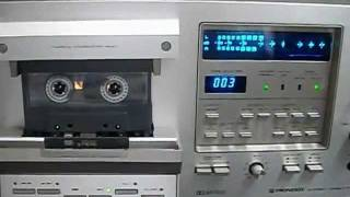 Download Tape deck Pioneer CT-F950 Video