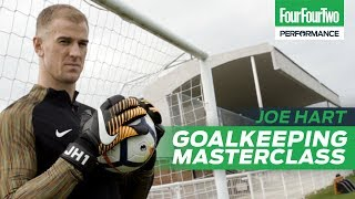 Download Joe Hart | ″Everyone makes mistakes!″ | Essential goalkeeping tips Video