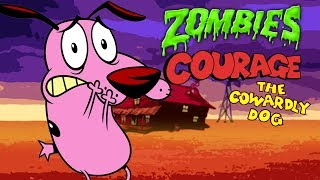 Download COURAGE THE COWARDLY DOG ZOMBIES (Black Ops 3 Zombies) Video