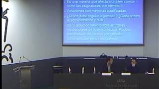 Download Conferencia ″Jornada escolar: continua, partida...″ (Rafael Feito) - Parte 4/7 Video