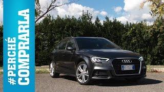 Download Audi A3 Sportback | Perché comprarla… e perché no Video