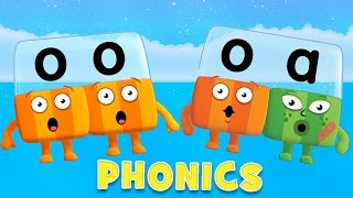 Download Learn to Read | Phonics for Kids | Letter Teams - OO and OA Video