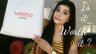 Download MINISO HAUL | Cute Stationery / Beauty / Lifestyle Products | Sana K Video