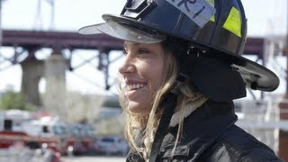 Download Can a Model Handle FDNY Training? Video