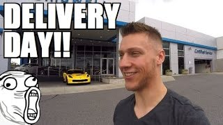 Download TAKING DELIVERY Of My 2016 CORVETTE Z06!! Video