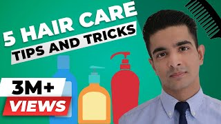 Download 5 Hair Care Tips that EVERY INDIAN GUY MUST KNOW! Men's Hair Care Routine | BeerBiceps Grooming Video