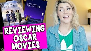 Download REVIEWING OSCAR NOMINATED MOVIES // Grace Helbig Video
