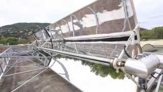 Download Initiatives durables : SCRIB, dispositif solaire de climatisation Video