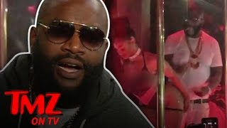 Download Rick Ross Threw Cash At a Stripper | TMZ TV Video