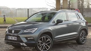 Download Essai Seat Ateca 1.4 TSi 150 ACT 4Drive Xcellence 2016 Video