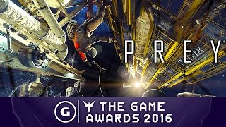 Download Prey - The Game Awards 2016 Trailer Video