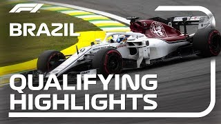 Download 2018 Brazilian Grand Prix: Qualifying Highlights Video