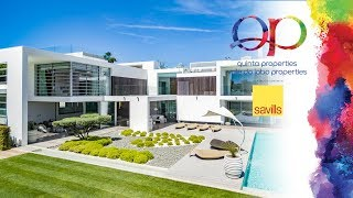 Download QP Savills - Ref: 84585QP - Exquisite masterpiece with spectacular lake views in Quinta do Lago Video