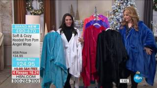 Download HSN | Warm & Cozy Gifts 11.28.2016 - 02 AM Video