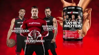 Download Six Star Pro Nutrition - Whey Protein Plus - Extended Commercial Video
