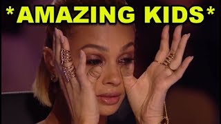 Download Top 10 *MOST AMAZING KIDS* SINGING GOLDEN BUZZER AUDITIONS! Video