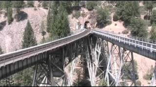 Download The Amazing Feather River Railroads-see the Seven Railroad Wonders of the World! Video