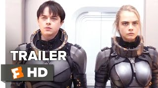 Download Valerian and the City of a Thousand Planets Official Trailer - Teaser (2017) - Movie Video