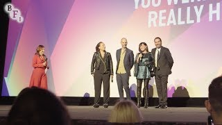 Download YOU WERE NEVER REALLY HERE Q&A | BFI London Film Festival 2017 Video