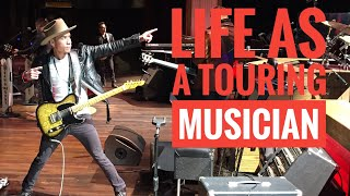 Download What It's Like Being A Nashville Touring Musician | Life On The Road | Vlog Video