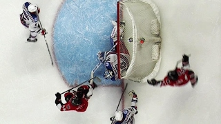 Download Karlsson beats Lundqvist from impossible angle Video