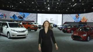 Download Toyota booth report -2017 North American International Auto Show- Video