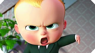 Download THE BOSS BABY ″Cute Face″ Trailer Tease (Animation, 2017) Video