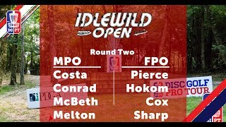 Download Round Two 2018 Idlewild Open - FPO & MPO Coverage Video