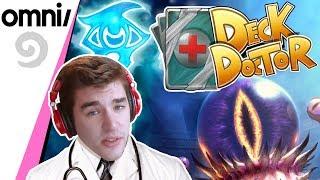 Download Deck Doctor w/ Firebat : C'Thun Mage Video