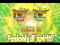 Download Inazuma Eleven GO Chrono Stones - Tutte le fusioni degli Spiriti Guerrieri! Video