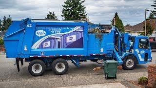 Download Garbage Trucks: Sanitary Service Company Video