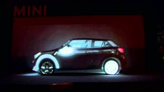 Download MINI PACEMAN 3D MAPPING Video