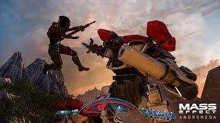 Download MASS EFFECT: ANDROMEDA – Official Gameplay Trailer - 4K Video