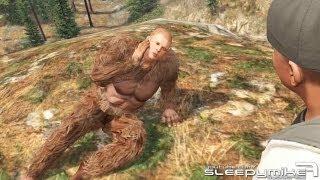 Download GTA: V - Sasquatch/Bigfoot Mission Easter Egg Solved! Video
