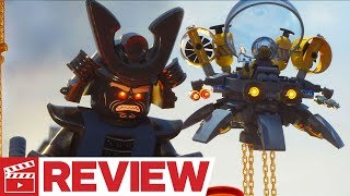 Download The LEGO NINJAGO Movie Review (2017) Video