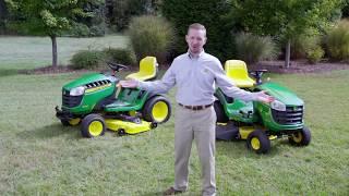 Download John Deere 100 Series Lawn Mower Model Updates for 2018 Video