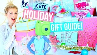 Download Holiday Gift Guide Ideas + HUGE GIVEAWAY! | Aspyn Ovard Video