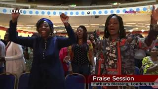Download FATHER'S BLESSINGS London Day 1 Evening With Apostle Johnson Suleman Video