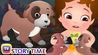 Download ChuChu And The Puppies - Good Habits Bedtime Stories & Moral Stories for Kids - ChuChu TV Video