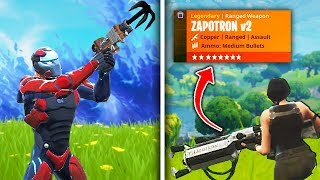 Download Top 5 Fortnite Weapons that BROKE THE GAME! Video
