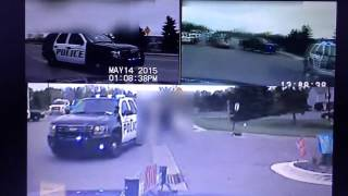 Download Police chase, fatal shooting of Sean Pelletier in Portage Video