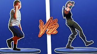 Download 1 KILL = 1 FORTNITE DANCE FOR JAYDEN! 9 YEAR OLD BROTHER PLAYS SOLO! DANCE CHALLENGE IN REAL LIFE! Video
