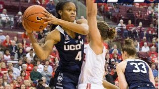 Download UConn Women's Basketball vs. Ohio State Highlights Video