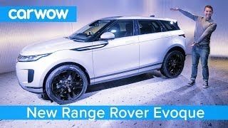 Download All-new Range Rover Evoque SUV 2019 revealed - and I've driven it 'off-road'! Video