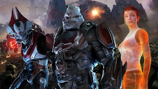 Download We Last as Long as Possible in a Halo Wars 2 Blitz Firefight Video