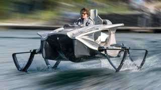 Download 8 Unique Watercraft's Will Change The Way People Travel | Coolest Means Of Transport On Water Video